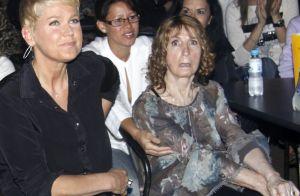 Xuxa Meneghel e a filha, Sasha, comentam a morte de Dona Alda: 'Passarinho voou'