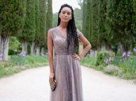 Taís Araújo usa longo fluido e com brilho na França para evento da Dior. Fotos!