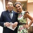 Escalada para 'As Aventuras de Poliana', Milena Toscano comemorou o novo trabalho na TV
