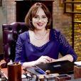 Myrian Rios é Ruth na novela 'As Aventuras de Poliana'