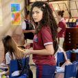 Graciely Junqueira é Gabriela, conhecida como Gabi na novela 'As Aventuras de Poliana'