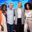 Ivete Sangalo gravou participação no especial de Dia das Mães do 'Altas Horas'