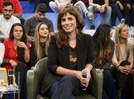 Maria Ribeiro posta foto da filha do namorado, Fabio Assunção: 'Figurinha'