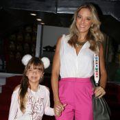 Ticiane Pinheiro diminui exposição da filha: 'Não gosta tanto de fotos'