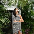 Neste domingo Bruna Marquezine foi muito tietada em Cannes