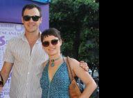 Bianca Bin e Sergio Guizé passam férias de novela em sítio no interior de SP
