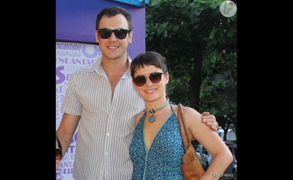 Sergio Guizé compra sítio em interior de São Paulo para passar férias com Bianca Bin