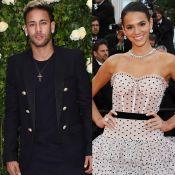 Neymar exalta beleza da namorada, Marquezine, em post: 'Princesa maravilhosa'