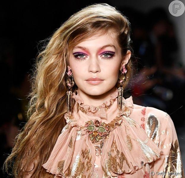 Gigi Hadid entrega seus segredos de beleza