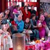 'Carinha de Anjo': família celebra chegada de Estefânia com os trigêmeos em casa