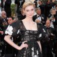Elizabeth Debicki de  Valentino  no lançamento do filme ' Han Solo: Uma História Star Wars', no Festival de Cannes