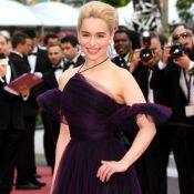 Emilia Clarke elege tule Dior para lançar 'Han Solo'. Aos looks do red carpet!