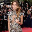 Nabilla Benattia abusou da transparência na première do filme ' Han Solo: Uma História Star Wars', no Festival de Cannes