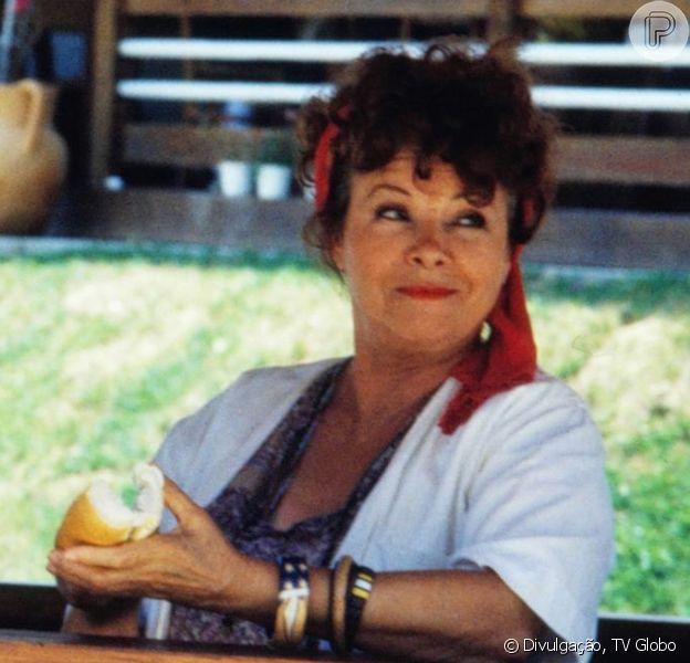 Atriz Eloísa Mafalda morreu aos 93 anos na noite desta quarta-feira, 16 de maio de 2018