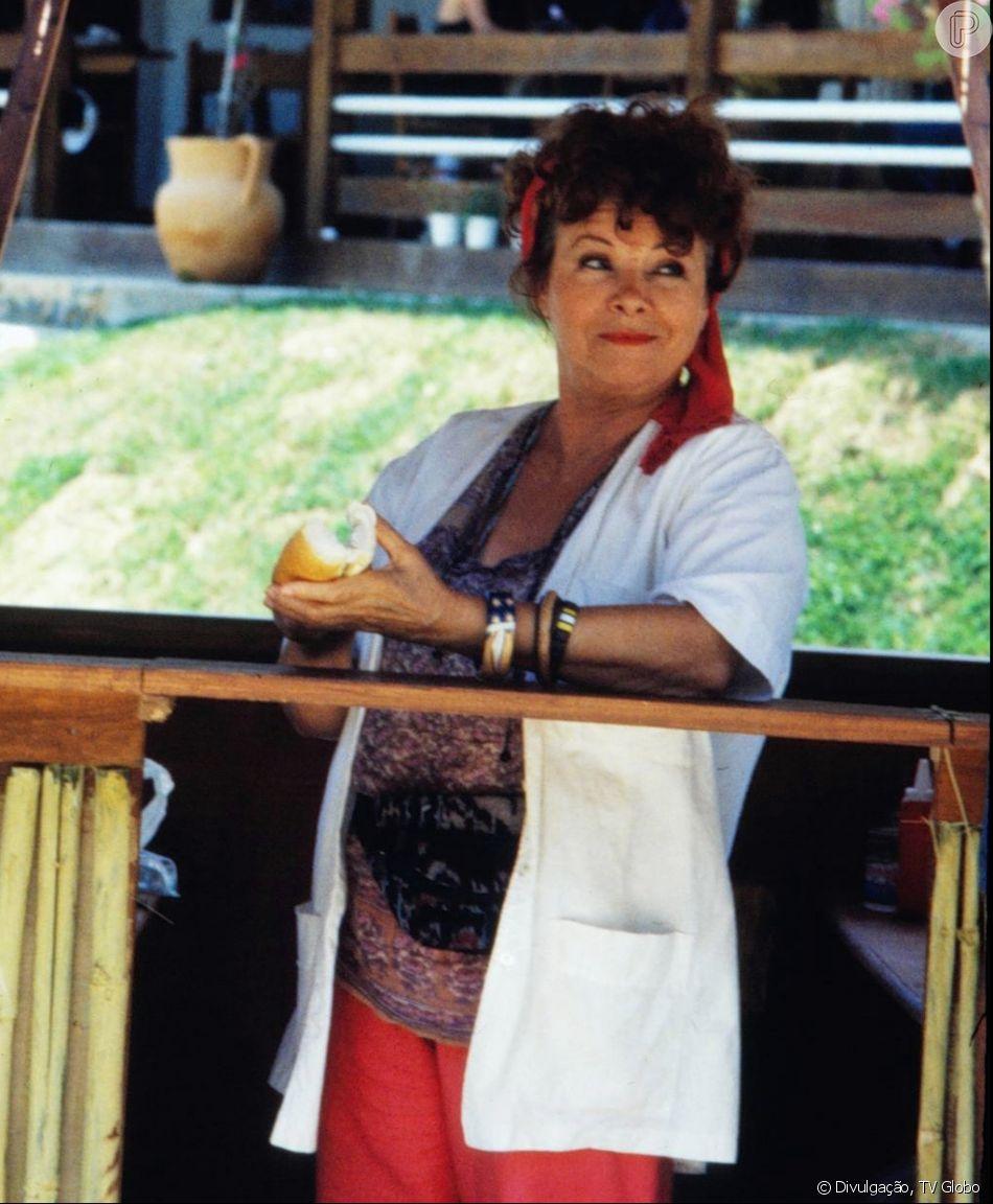 Eloísa Mafalda morre aos 93 anos em Petrópolis, no Rio de Janeiro