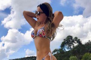 Zilu Camargo ganha declaração do namorado após mostrar beijo do casal: 'Te amo'