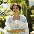 Amélia (Letícia Persiles) mantém as acusações contra Ema (Agatha Moreira) nos próximos capítulos da novela 'Orgulho e Paixão': 'Estou cansada das desculpas que você inventa para chamar a atenção dele (Jorge, Murilo Rosa)'