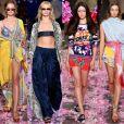 Estilista inova com inspiração japonesa em semana de moda na Austrália