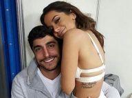 Do México, Anitta relembra foto com marido, Thiago Magalhães: 'Presente de Deus'