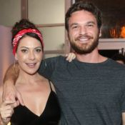 Emilio Dantas era fã de Fabiula Nascimento antes de namoro: 'Admirava muito'
