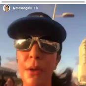 Após nascimento de gêmeas, Ivete Sangalo faz corrida em ruas de Salvador. Vídeo!