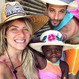Giovanna Ewbank e Bruno Gagliasso ensinam a filha, Títi, de 4 anos, sobre racismo