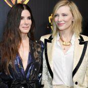 Sandra Bullock e Cate Blanchett adotam tratamento de beleza inusitado. Entenda!