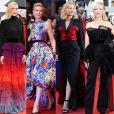 Confira os looks arrasadores de Cate Blanchett na 71ª edição do Festival de Cannes!