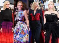 Veja os looks incríveis de Cate Blanchett no tapete vermelho de Cannes. Fotos!