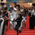 Dois dias após o protesto sobre igualdade de gênero, atrizes negras criticaram a falta de representatividade negra em Cannes