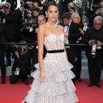 Bruna Marquezine na exibição de 'Le Grand Bain' ('Sink Or Swim'), na 71ª edição do Festival de Cannes, no Palais des Festivals, em Cannes, na França, em 13 de maio de 2018