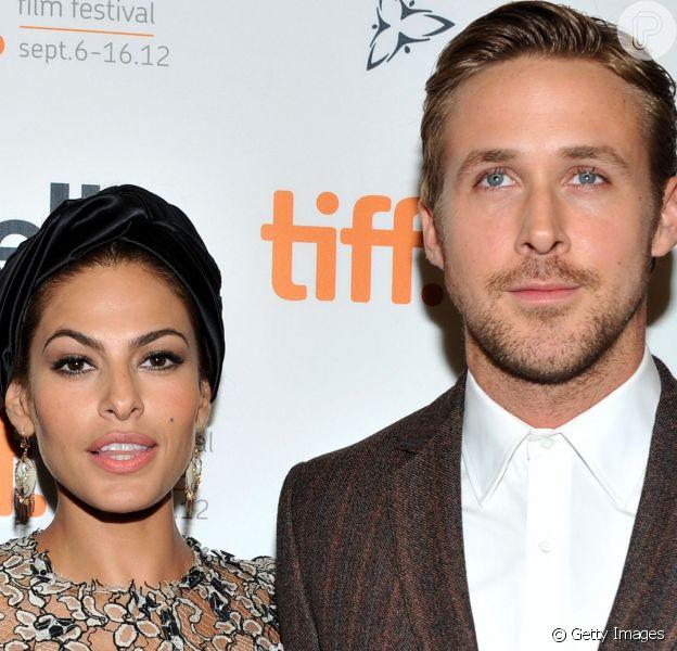 Ryan Gosling, protagonista de 'Diário de uma paixão', terá o primeiro filho com Eva Mendes