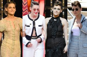 Relembre os looks de Kristen Stewart durante o Festival de Cannes 2018. Fotos!