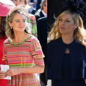 Ex-namoradas de Harry esbanjaram estilo e civilidade no casamento do príncipe