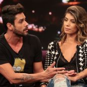 Fora do 'Power Couple', Diego minimiza briga com Anderson: 'Quis dar susto'