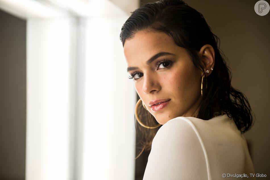 Bruna Marquezine negou cinco horas de atraso em gravação da novela 'Deus Salve o Rei'
