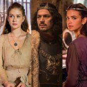 'Deus Salve o Rei': Rodolfo expulsa Catarina do castelo. 'Por Amália'