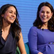 Após casamento, Meghan Markle dá pulseira para Kate Middleton. Aos detalhes!