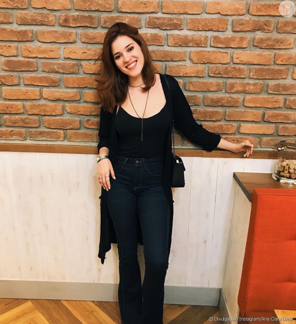Ex-BBB Ana Clara acredita que fama intimida pretendentes, como indicou em entrevista ao 'Extra' nesta quinta-feira, dia 24 de maio de 2018