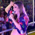 Ivete Sangalo ganhou 29 quilos na gravidez das gêmeas Marina e Helena