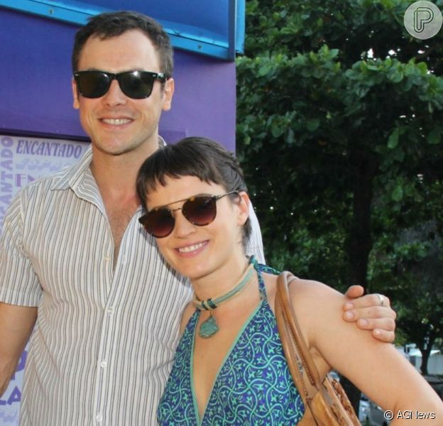 Bianca Bin publicou nova foto com namorado, Sergio Guizé, nesta segunda-feira, 28 de maio de 2018