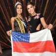 Conterrânea de Vivian Amorim, Mayra Dias, eleita Miss Brasil 2018, celebra por poder inspirar outras mulheres