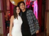 Mel Maia troca declarações com namorado, Erick Andreas, na web: 'Meu amor é teu'