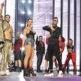 Anitta se apresentou no MTV Miaw