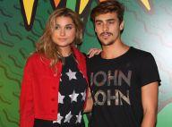 Bruno Montaleone posta foto abraçado com a namorada, Sasha Meneghel. Veja!