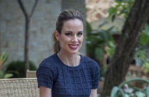 Ana Furtado, em tratamento contra câncer, pratica exercícios: 'A vida não para'