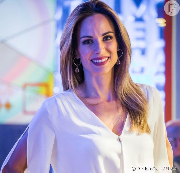 Ana Furtado mostrou sua rotina de treinos em vídeo no Instagram, nesta segunda-feira, 4 de junho de 2018