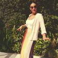Débora Nascimento tem dividido com seus seguidores a rotina na maternidade de Bella