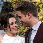 Kristen Stewart e Robert Pattinson deixam festa juntos: 'Tentando reconciliação'