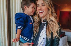 Aline Gotschalg mantém cuidados de beleza após maternidade: 'Nunca me anulei'